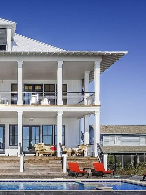 Doppelhaushälfte für Bauträgerverträge